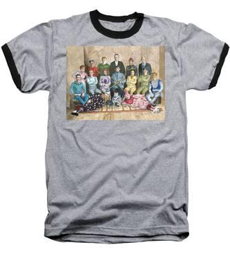 Saltimbanques Baseball T-Shirt