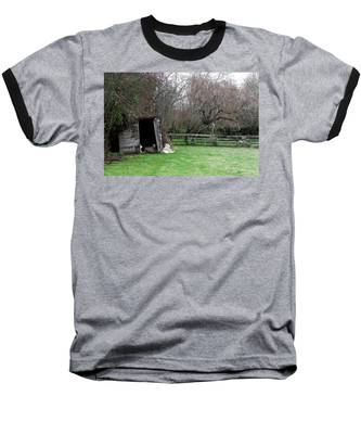 Sheep Shed Baseball T-Shirt
