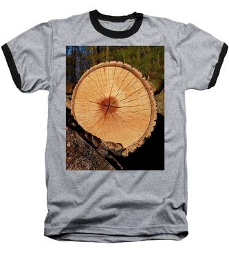 Showing Its Age Baseball T-Shirt