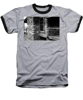 Side View Baseball T-Shirt