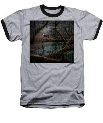 Silent Forest Baseball T-Shirt