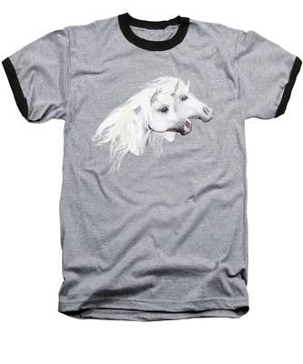 Silver Manes Baseball T-Shirt