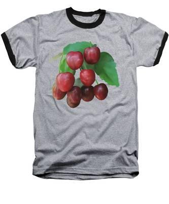 Sour Cherry Baseball T-Shirt
