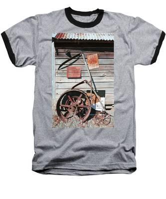 Spitting Prohibited Baseball T-Shirt