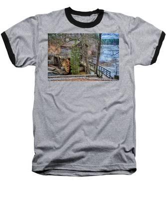 Stone Mountain Park In Atlanta Georgia Baseball T-Shirt