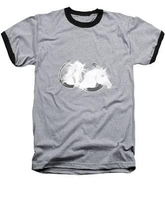 The Andalusians Baseball T-Shirt