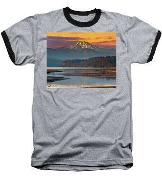 The Brothers From Hood Canal Baseball T-Shirt