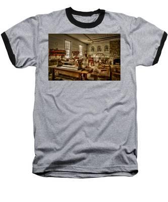 The Cabinetmaker Baseball T-Shirt