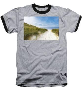 The First Look At The Sea Baseball T-Shirt