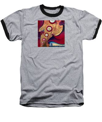 The Guardian Of Changes The Destiny Baseball T-Shirt