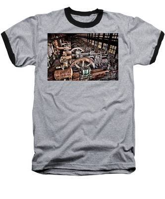 The Industrial Age Baseball T-Shirt