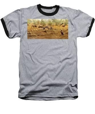 The Kill Baseball T-Shirt