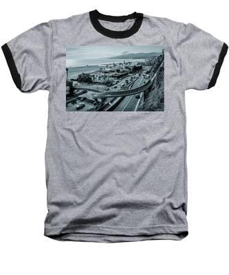 The New P C H Overpass Baseball T-Shirt