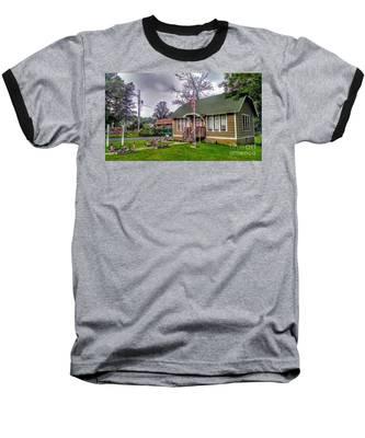 The Old Library At Beavertown Baseball T-Shirt