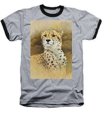 The Prince - Cheetah Baseball T-Shirt