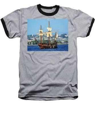 The San Salvador Baseball T-Shirt
