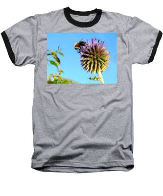 The Thistle And The Bee. Baseball T-Shirt