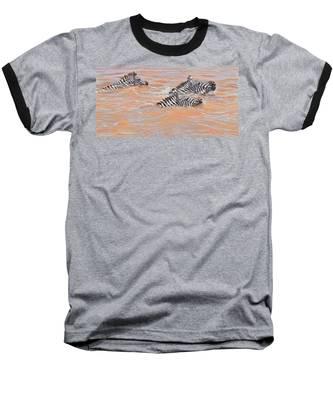 This Way Son Baseball T-Shirt