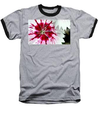 Baseball T-Shirt featuring the photograph Tie-dye Pallette by Andrea Platt