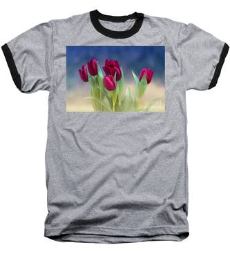 Tulips For Spring Baseball T-Shirt