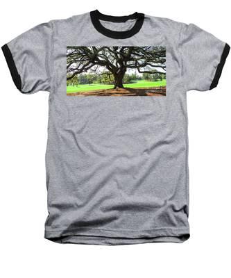 Under An Augusta Oak Baseball T-Shirt
