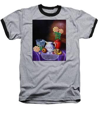 Nostalgic Vision Baseball T-Shirt