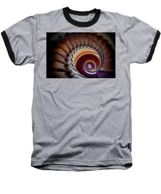 Baseball T-Shirt featuring the photograph Vertigo by Andrea Platt
