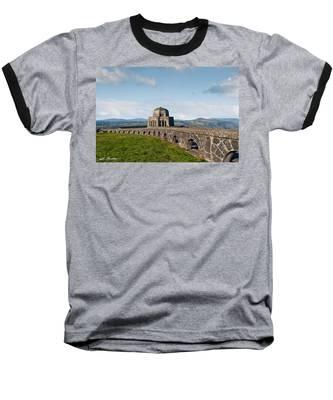 Vista House At Crown Point Baseball T-Shirt