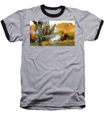 Baseball T-Shirt featuring the photograph Waiting On The Wind by Andrea Platt