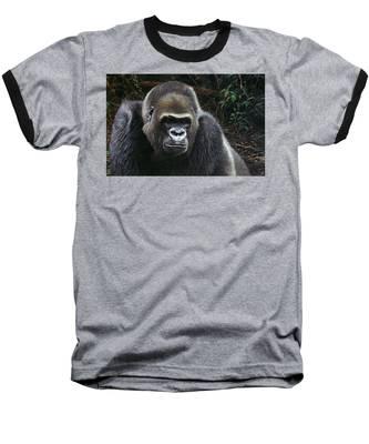 Watchful Domain Baseball T-Shirt
