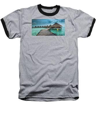 Way To Luxury 2x1 Baseball T-Shirt