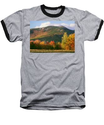 Welch And Dickey Mountains Baseball T-Shirt