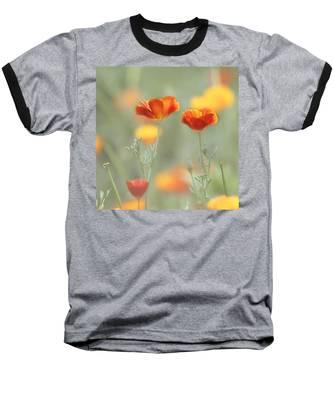 Whimsical Summer Baseball T-Shirt
