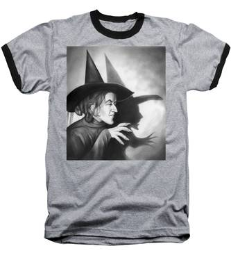 Wicked Witch Of The West Baseball T-Shirt