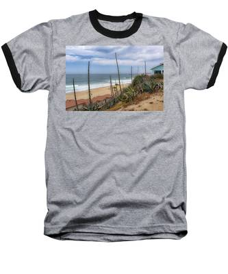 Windy On Redondo Baseball T-Shirt