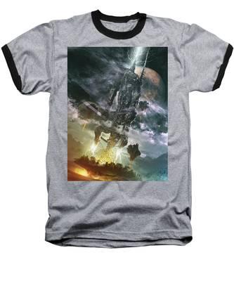 World Thief Baseball T-Shirt