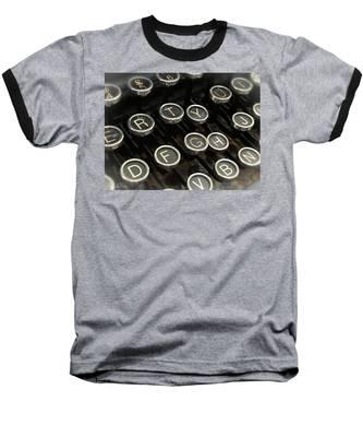 Baseball T-Shirt featuring the photograph Writer's Block by Andrea Platt