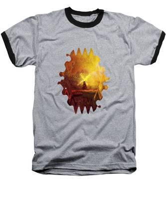 Ye Olde Mill Baseball T-Shirt