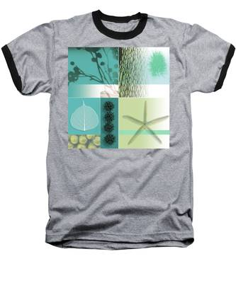 Cipher I Baseball T-Shirt