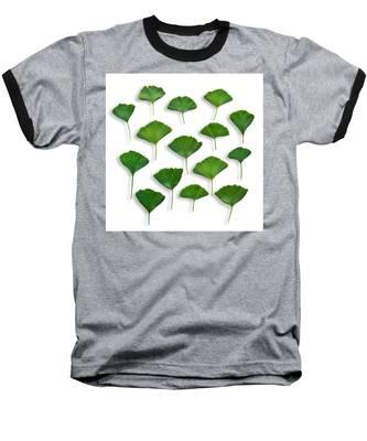 Gingkos Spring Baseball T-Shirt