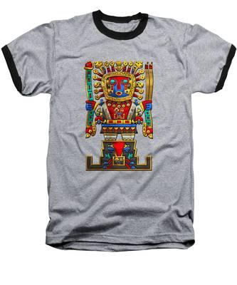 Wiracocha Baseball T-Shirts