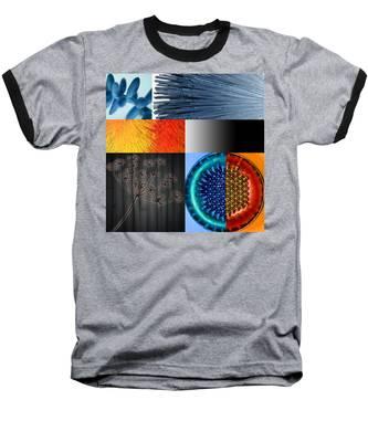 Nocturne I Baseball T-Shirt