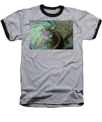 Abalone_shell_9903 Baseball T-Shirt