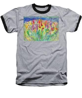 Alpine Meadow Baseball T-Shirt