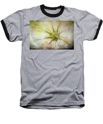 Ancient Flower Baseball T-Shirt