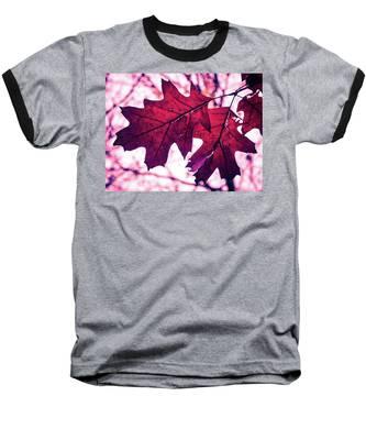Autum's Ending Baseball T-Shirt