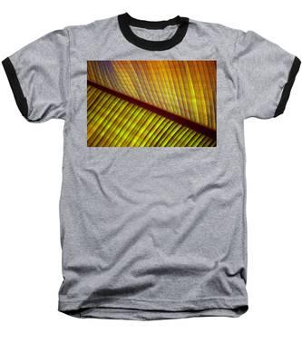 Banana Leaf 8603 Baseball T-Shirt