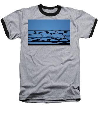 Barrier Baseball T-Shirt