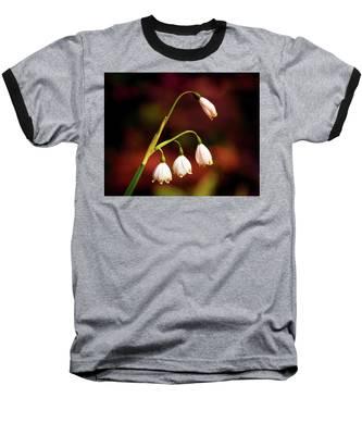 Beautiful Bells Baseball T-Shirt