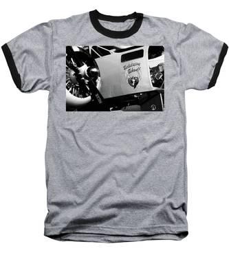 Beech At-11 Bw Baseball T-Shirt